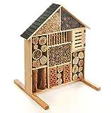 Kobolo Insektenhotel Insektenhaus Superior XXL 92x19x105