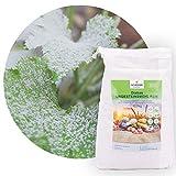 Schicker Mineral feines Diabas Urgesteinsmehl 12,5 kg, reines Gesteinsmehl für Ihren Garten zur Bodenverbesserung & Pflanzenstärkung ohne weitere Zusätze, Bodenhilfsstoff Fibl gelistet