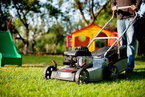 Ideale Kombination für optimale Rasenpflege: Rasenmäher und Rasentrimmer